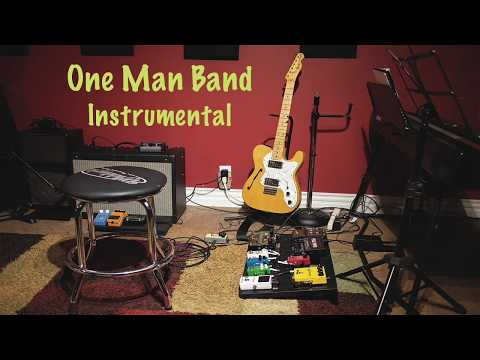 One Man Band (Old Dominion)  Instrumental Cover by Cameron Molloy