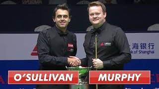 O'Sullivan vs Murphy | Shanghai Snooker 2019 Full Final S2 | 50 fps