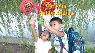 Vặt Quả Hubba Bubba Tí Hon❤ Baby channel❤