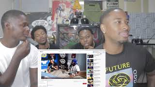 YOUNG M.A | FUNK FLEX FREESTYLE   REACTION