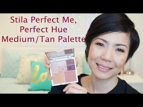 Perfect Me, Perfect Hue Eye & Cheek Palette by stila #10