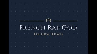 Rap God (EMINEM) - French Remix by AZED
