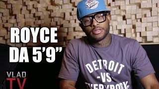"Royce da 5'9"" on Meeting Eminem, Eminem's Temper, Em Attacking People"