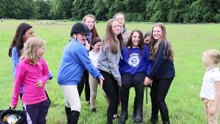 Bennachie Pony Club Camp 2018