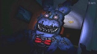 Five Nights At Freddy's 4 Trailer (FNAF 4 Official Trailer)