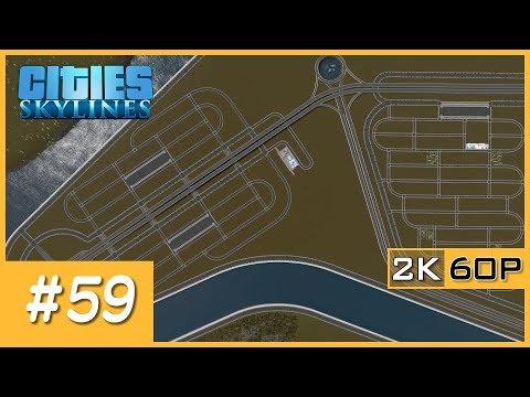 『Cities: Skylines 都市:天際線』#59:水壩重劃區