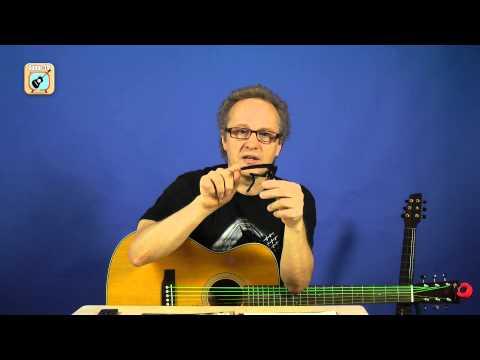 Was ist ein Kapodaster? Wichtig, nicht nur für Anfänger!  • 100 Tipps zum Gitarre lernen