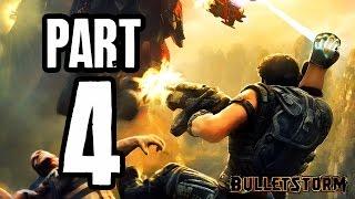 ► Bulletstorm | #4 | Godzilla na ovládání! | CZ Lets Play / Gameplay [1080p] [PC]