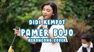 OKKY JOGED AMBYARRR!! Didi Kempot - Pamer Bojo cover Remember Entertainment