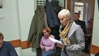 Заседание Совета депутатов Зюзино 8 октября в 17.00