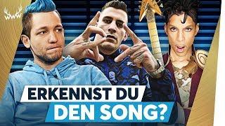 Erkennst DU Den Song? (mit Rezo)