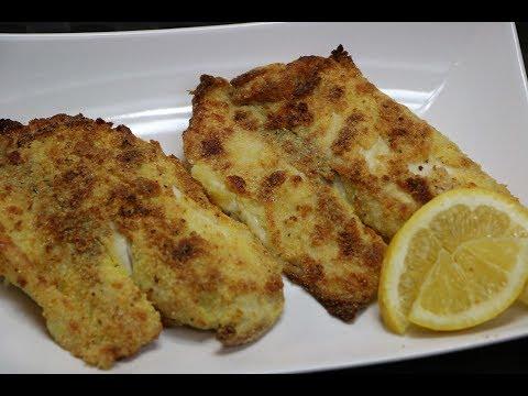 Baked Fish Recipe – Easy Baked Tilapia