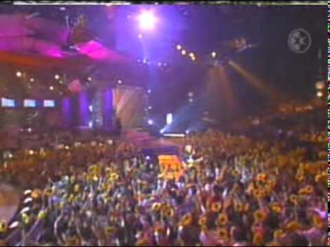 Ana Torroja y Aleks Sintek  - Duele el amor @ Premios Juventud 2004 (Live)