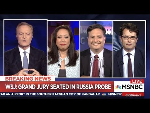 TRUMP: Will Be All Alone (NO LAWYER) In Front Of The Grand Jury