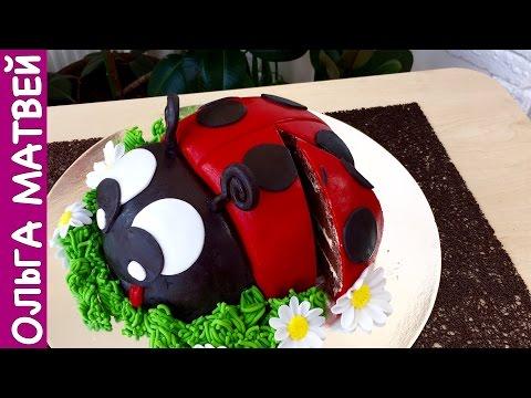 Как сделать торт в виде божей корочки