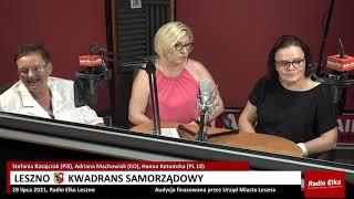 Wideo1: Leszno Kwadrans Samorządowy 09/2021.07.28