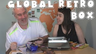 Global Retro Box- Comics, Cards And Candy! | EpicReviewGuys CC