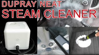 THE BEST STEAM CLEANER FOR CARS & MORE!!!