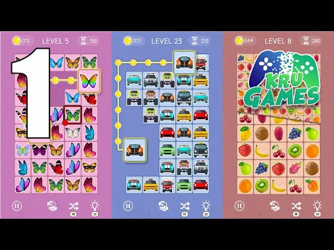 Onet - Connect & Match Puzzle Gameplay Walkthrough #1 (Android, IOS)