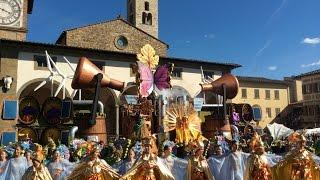Festa dell'Uva dell'Impruneta 1/5: sfilata rione vincitore Sant'Antonio