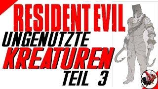 Resident Evil - Ungenutzte Gegner (TEIL 3)