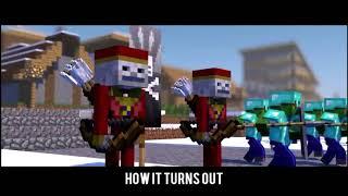 Çağatay Akman Bizim Hikaye Minecraft Versiyon Full (TAM)