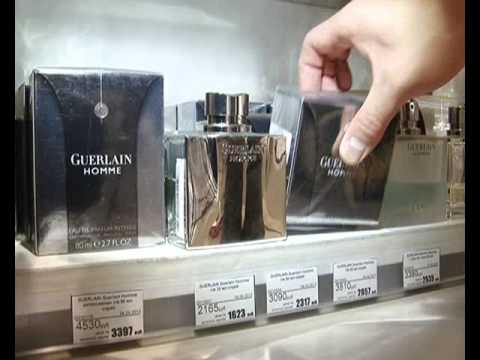 Как отличить качественный парфюм