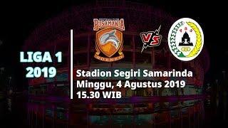 VIDEO Live Streaming Liga 1 2019, Borneo FC Vs PSS Sleman Minggu, (4/8) Pukul 15.30 WIB