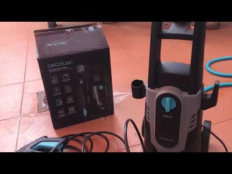 Presentacion de la HidroBoost 1600 Car&Bike  de CECOTEC