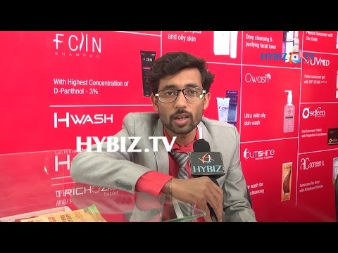 Kuldip Vaghela, Ethinext Pharma | IPHEX 2017 Exhibition Hyderabad