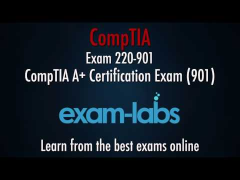 CompTIA A+ Certification Exam - 220-901 Questions and Answers ...