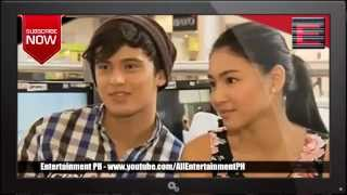 James Reid And Nadine Lustre's 'Kilig' Interview