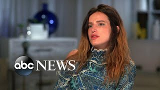 Bella Thorne Opens Up About Pansexuality, Overcoming Abuse And Dyslexia | Nightline