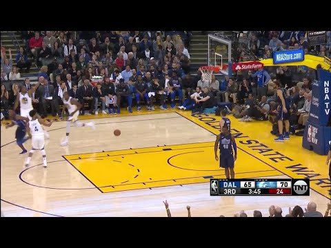 3rd Quarter, One Box Video: Golden State Warriors vs. Dallas Mavericks