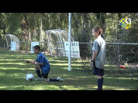 Stage d'été du foot