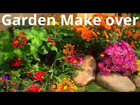 Small Garden makeover || Budget Friendly Garden make over ideas || Backyard Gardening