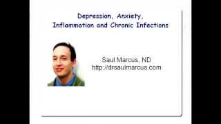 Depression, Anxiety, Inflammation and Chronic Infection