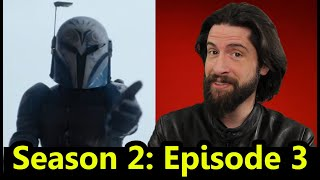 The Mandalorian - Season 2: Episode 3 (My Thoughts) by Jeremy Jahns
