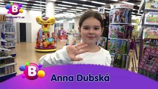 17. Anna Dubská - dejte jí svůj hlas