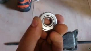 Ремонт привода колёс газонокосилки (часть1)