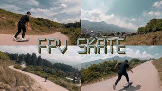 Fpv Shot   Skateboarding   Nepal   #fpv #fpvdrone #nepal