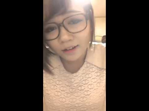 Girl xinh cover rap...