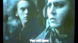 No Place Like London - Sweeney Todd (movie clip + lyrics)