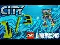 LEGO Dimension FR Mode Libre Lego City 1/3