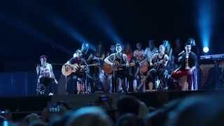 +++ Backstreet Boys - MADELEINE - FULL HD+ @ Oostende Belgium with LYRICS
