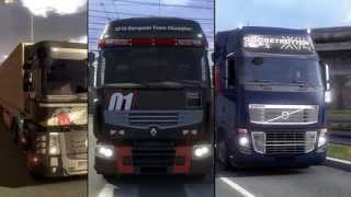 videó Euro Truck Simulator 2 Going East