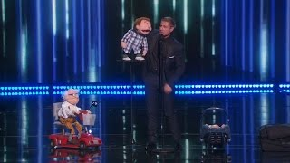 America's Got Talent 2015 S10E25 Finals - Paul Zerdin Genius Ventriloquist Full Video