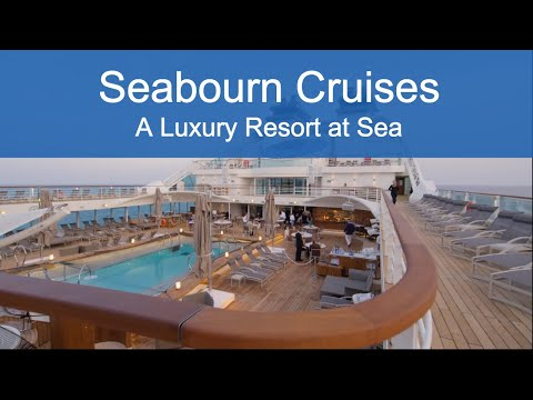 Why You Should Cruise Seabourn If You Love Luxury Resorts