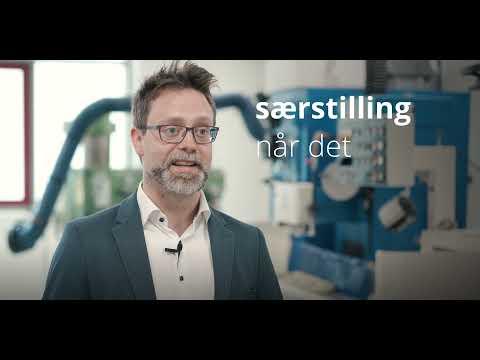 Pierre H. Schmidt-Melbye forteller om Veikartet for Grønn Anleggssektor.