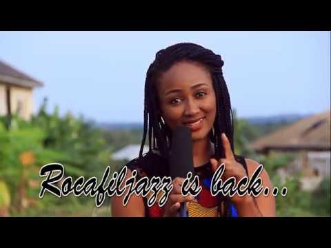 Prince Nico Mbarga's daughter, Estelle Mbarga endorses Rocafiljazz
